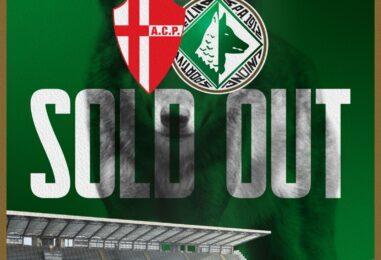 Padova-Avellino: sold-out in 10 minuti i 50 biglietti omaggio per i tifosi biancoverdi