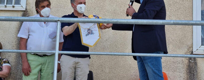 Il Comitato Fipav Irpinia-Sannio presente all'inaugurazione del Centro Sportivo a Sant'Angelo dei Lombardi