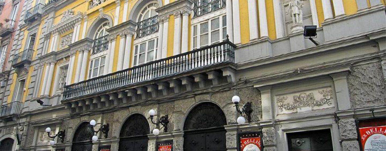 Giovane aspirante attrice si suicida nel Teatro Bellini di Napoli