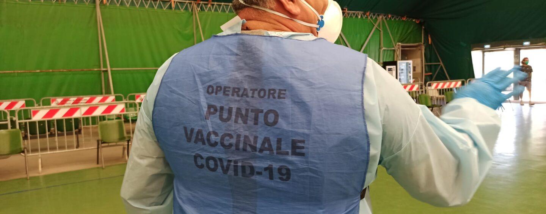 Vaccini, ieri 3.841 somministrazioni in Irpinia