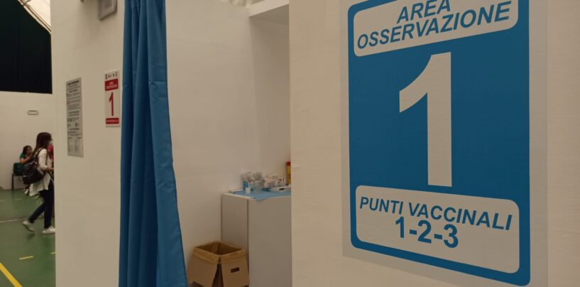 Vaccini, l'Asl precisa: chi è iscritto in piattaforma può partecipare all'open day