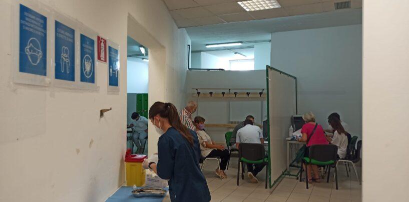 Vaccini anti-Covid: nuovi open day in Irpinia mercoledì e giovedì