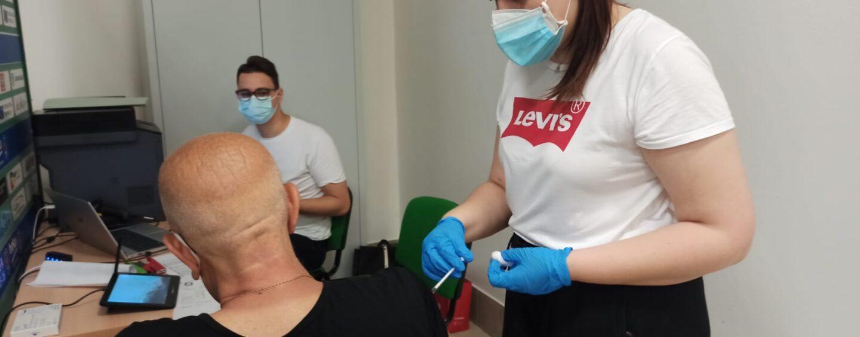 Vaccini per 4.514 ieri in Irpinia