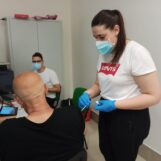 Vaccini anti-Covid, ieri somministrate 3.500 dosi in Irpinia