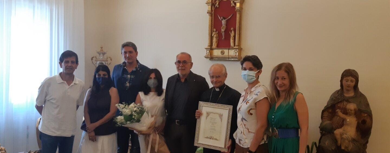 Valorizzazione dei luoghi di Avellino, dagli architetti un riconoscimento al vescovo Aiello