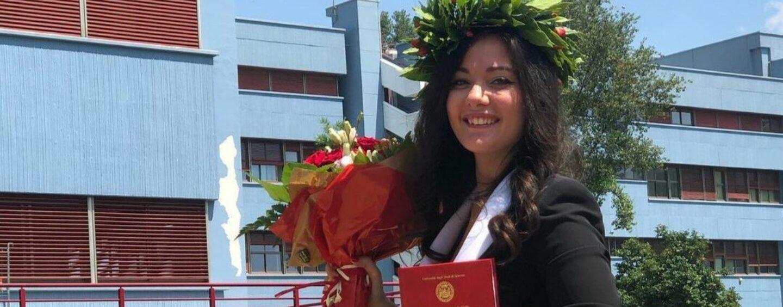 Laurea da 110 e lode in Ingegneria Edile e Architettura per Alessia Iannillo: congratulazioni alla neo dottoressa