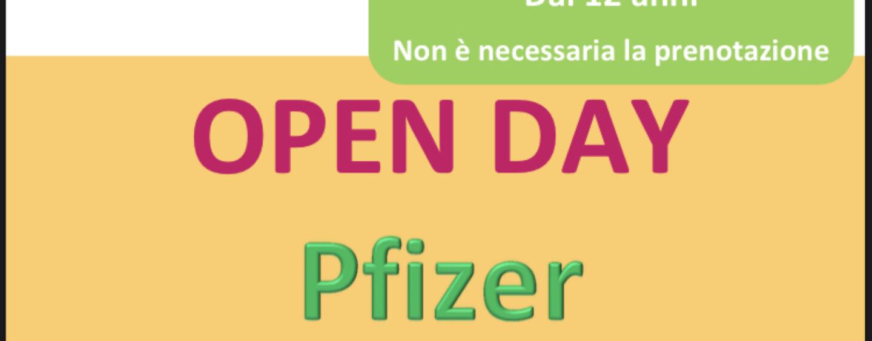 Vaccino Pfizer, domenica open day ad accesso libero al PalaDelMauro