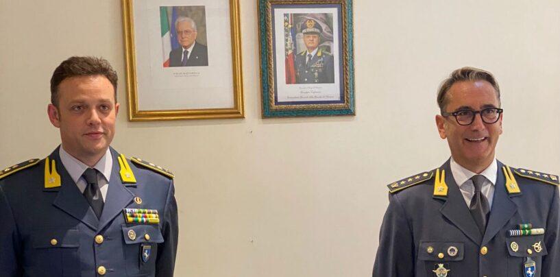 Passaggio del testimone al comando del Nucleo di Polizia Economico – Finanziaria di Salerno