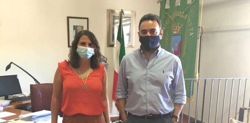 Reddito di Cittadinanza, la deputata Maria Pallini incontra il sindaco di Atripalda