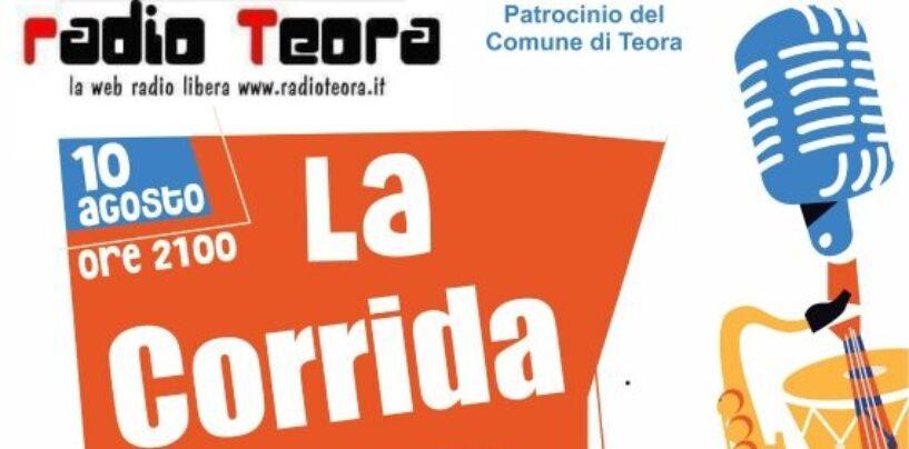 """Aspettando """"La Corrida"""" in Alta Irpinia si lavora a """"Miss Radio Teora"""""""