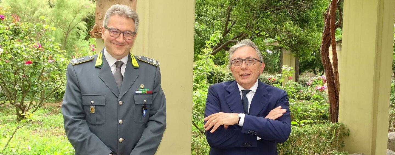 Formazione e Ricerca: collaborazione tra l'Università Suor Orsola Benincasa e la Guardia di Finanza