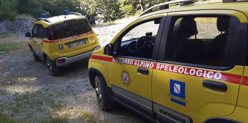 Soccorso Alpino e Speleologico: ritrovato l'uomo scomparso nella serata di ieri