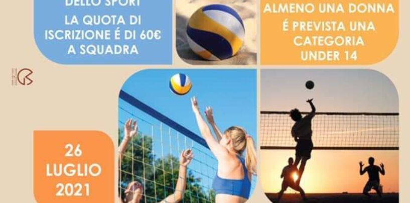 Grottolella: parte il torneo di beach volley organizzato dai giovani del Forum
