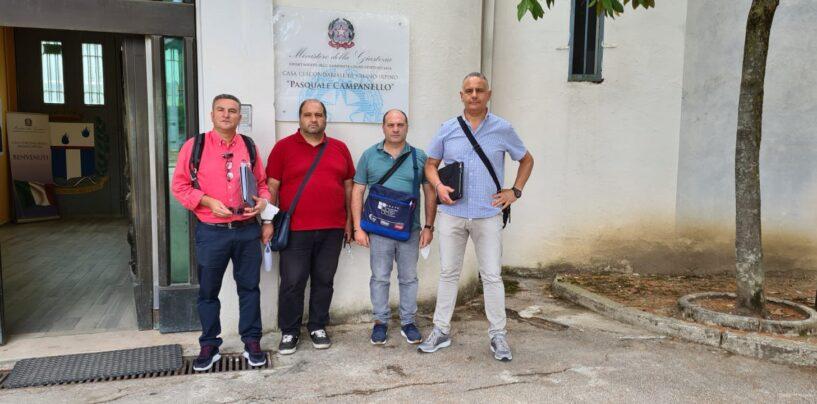"""Carcere Ariano Irpino, i sindacati: """"Gravissima carenza di personale, siamo in estrema difficoltà"""""""