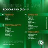 Avellino calcio pronto al ritiro di Roccaraso: ecco l'elenco dei 24 convocati