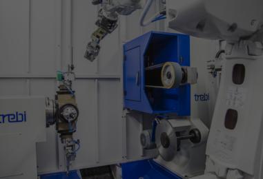 Sbavatura industriale: le soluzioni robotiche di Trebi per aumentare la produttività