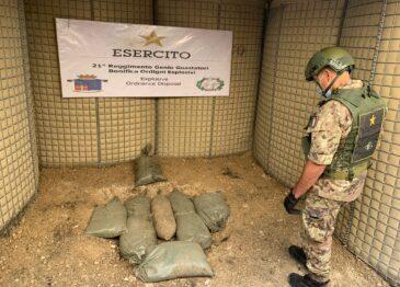 FOTOGALLERY/ Bomba-day, Avellino è blindata: concluse le operazioni di sgombero dell'area rossa