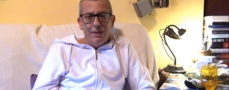 """""""Mi ha salvato Padre Pio e l'affetto della gente"""" Il racconto dell'attore Eugenio Corsi dopo l'operazione al cuore/VIDEO"""