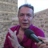 """Federico Salvatore, show a Cairano: """"La mia infanzia trascorsa a Bagnoli Irpino e quei bagni al lago Laceno""""/VIDEO"""