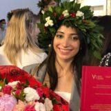 Laurea da 110 e lode in medicina e chirurgia per Giulia Manganelli: auguri alla neo dottoressa