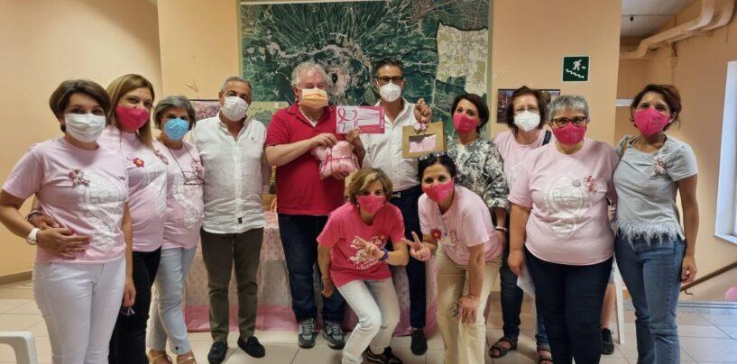 Amos Partenio, la prevenzione in rosa arriva a San Giuseppe Vesuviano