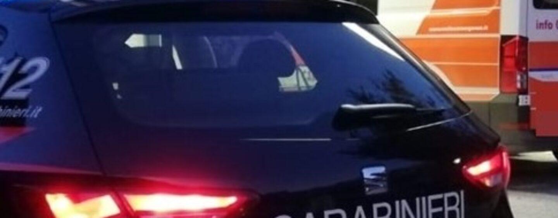 Serino, chiama il 112  minacciando il suicidio: salvata dall'intervento dei Carabinieri