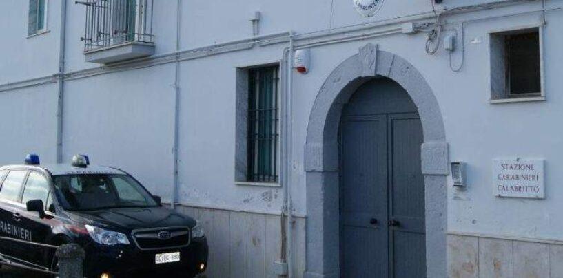 Calabritto, tentato furto in un'abitazione: 20enne denunciato
