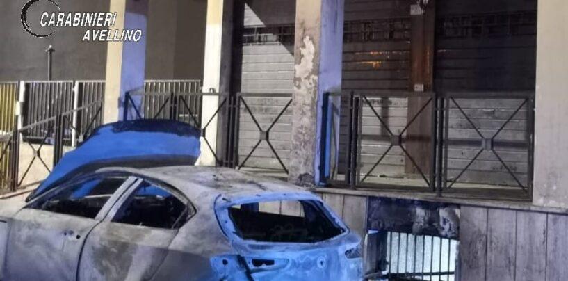 Solofra, aveva dato fuoco all'auto del suo ex datore di lavoro: denunciato