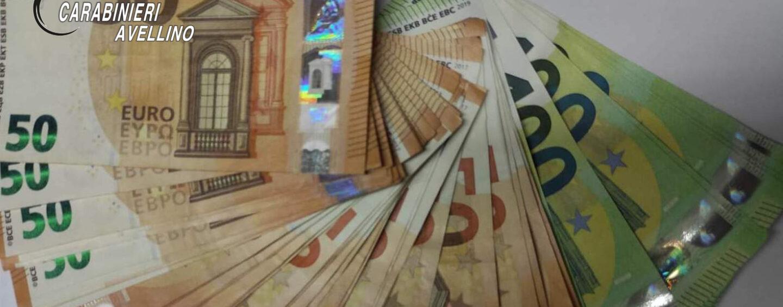 Truffa un'anziana di Mirabella Eclano per 3mila euro: arrestato 18enne napoletano