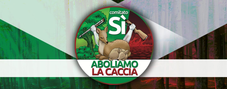 Avellino: referendum contro la caccia