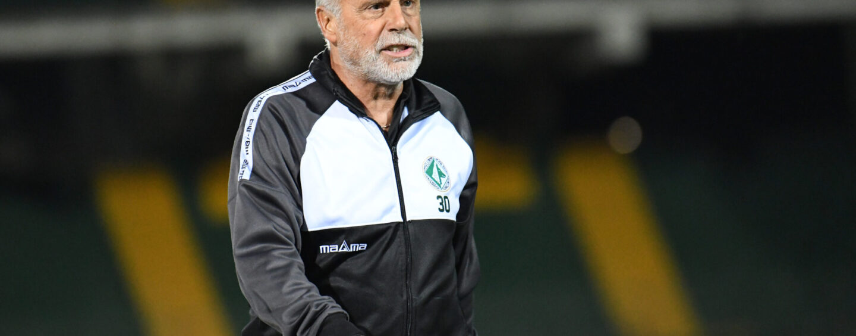 """Avellino-Campobasso, Braglia: """"La squadra mi è piaciuta ma dobbiamo lavorare e migliorare"""""""