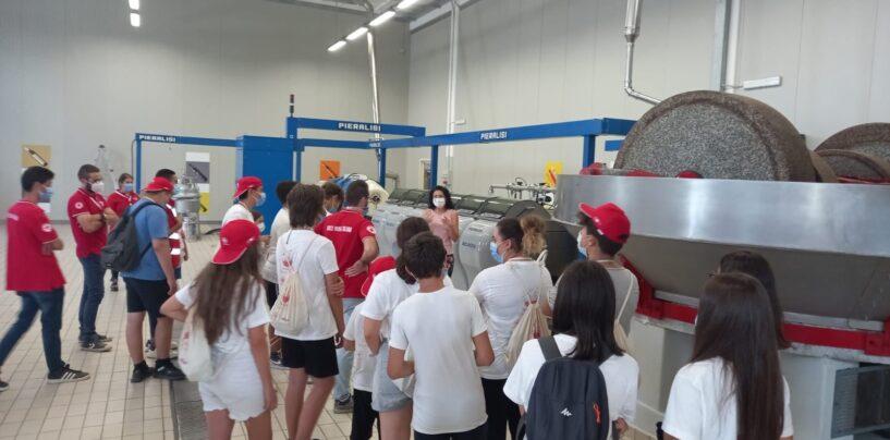 Educare i ragazzi ad uno stile di vita sano. Taurasi, un successo il Campo della Croce Rossa Italiana