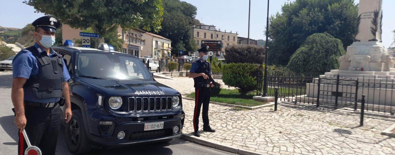 Dà fuoco al letame e provoca un incendio: 62enne nei guai a San Giorgio La Molara