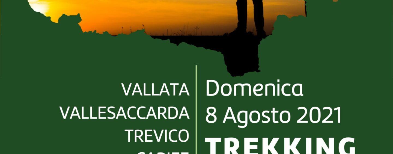 """Pro Loco Vallessaccarda, Trekking Baronia Marathon: """"I Cammini di Orazio"""""""