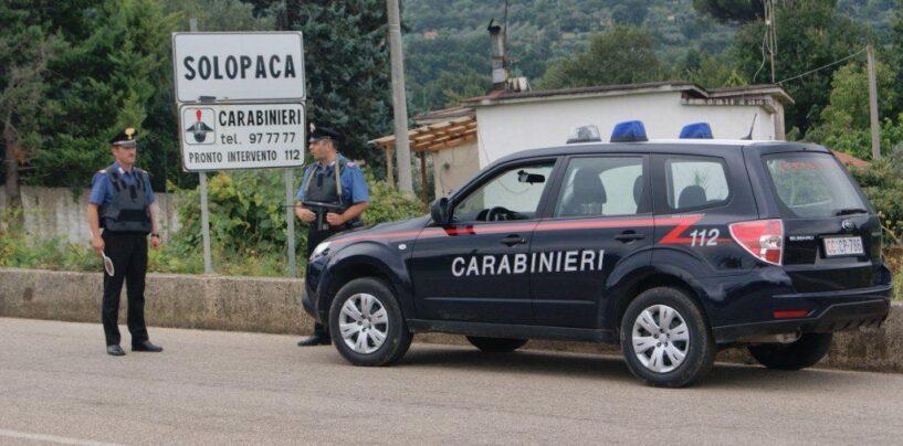 Solopaca, atti persecutori: arrestato un 38enne
