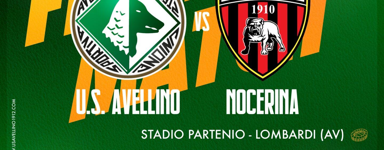 Domani alle 17 amichevole Avellino-Nocerina a porte aperte