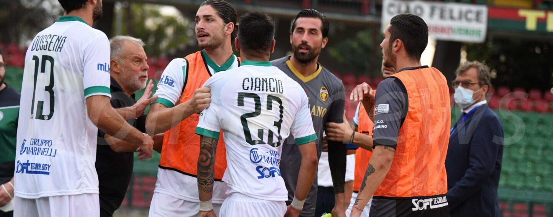 Coppa Italia, undici metri fatali all'Avellino. La Ternana passa il turno