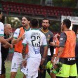 L'Avellino riagguanta due volte il Catania: è 2 a 2 al Massimino