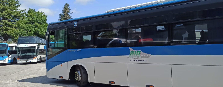 """Trasporto scolastico, l'Air: """"Nel 2021 servizi incrementati del 49%"""""""