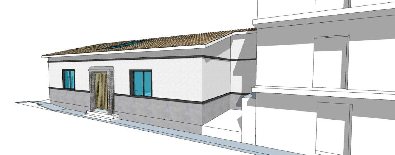 Chiusano, un milione di euro per ristrutturare l'ex Casa dell'Eca: sarà un Asilo Nido