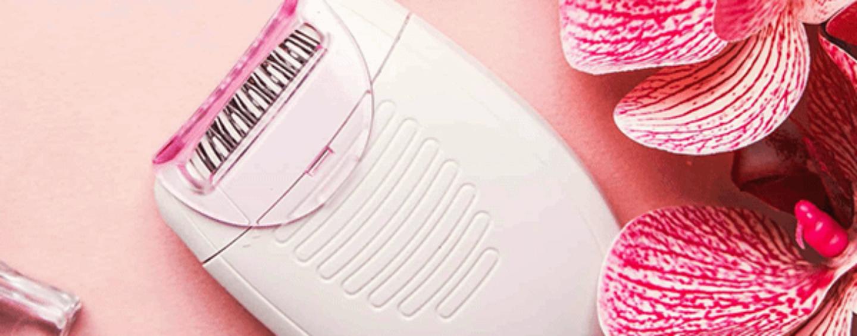 Cura del corpo: boom di vendite per gli epilatori a luce pulsata