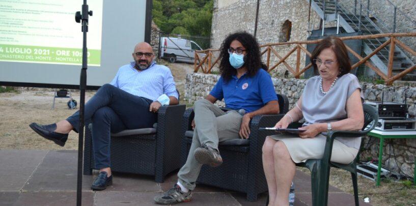 """""""40 giorni con Dante"""", un successo. A Montella oltre 3mila visitatori"""