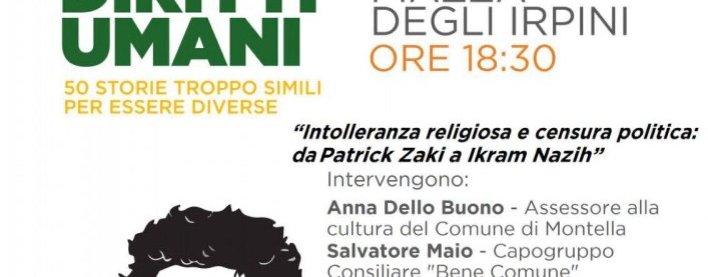 """A Montella la mostra: """"Irpinia unità per i diritti umani"""""""