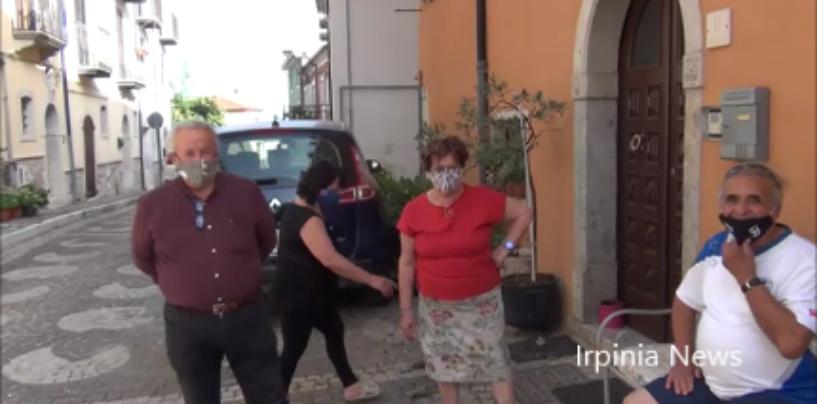 """Nusco, 60 famiglie senz'acqua da settimane: """"Aiutateci, non possiamo nemmeno lavarci""""/VIDEO"""