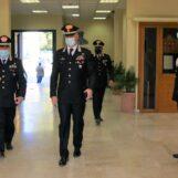 Carabinieri, il nuovo Comandante della Legione Campania in visita ad Avellino