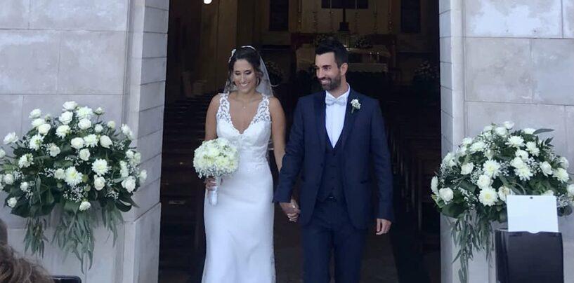 Elizabeth e Alessandro oggi sposi: auguri