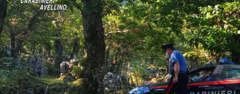 Si perdono a oltre mille metri di quota sui Monti Picentini: i Carabinieri salvano giovane coppia
