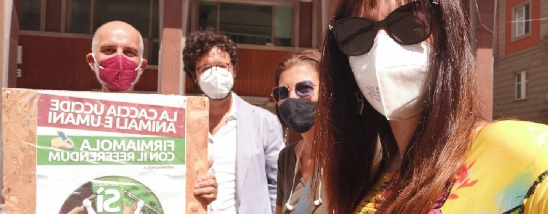 Referendum per abolire la caccia in Italia: raccolta firme anche online