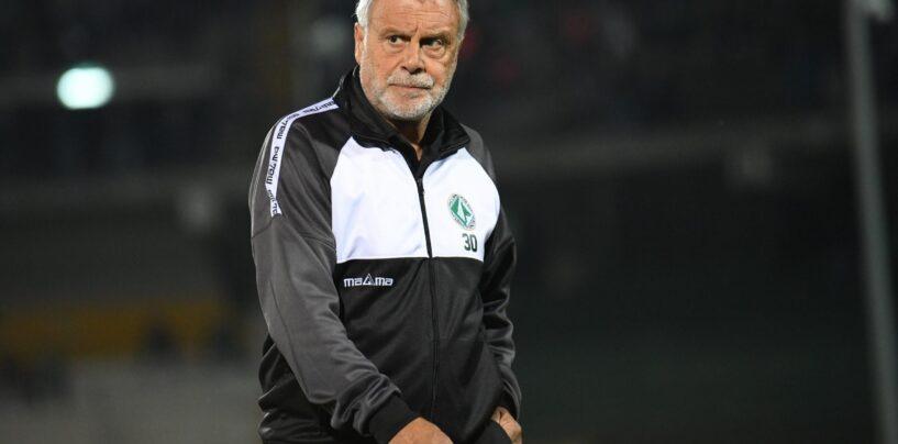 "Avellino – Latina, Braglia: ""Troppo nervosismo. Non vedo la squadra serena"""