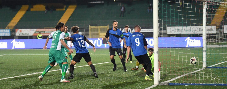 L'Avellino non sa vincere, è solo 1 a 1 contro il Latina